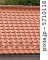 瓦屋根 屋根瓦 屋根の写真 5710118