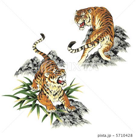 虎-3のイラスト�...