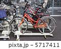 駐輪場 サイクル 自転車の写真 5717411