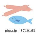 魚肉ソーセージ 5719163