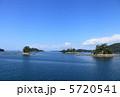 九十九島、遊覧船からの景観 5720541