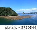 九十九島、遊覧船からの景観 5720544