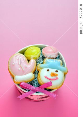 キャンドル(クリスマス用)の写真素材 [5722010] - PIXTA