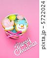 ろうそく クリスマス ロウソクの写真 5722024