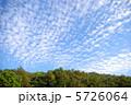 うろこ雲 いわし雲 鰯雲の写真 5726064