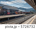 嵯峨野観光線 嵯峨野トロッコ列車 嵯峨野線の写真 5726732
