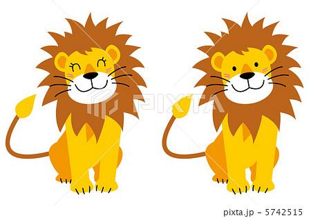 ライオンのイラスト素材 [5742515 ... : ひつじ 写真 : すべての講義