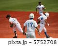野球選手 選手 高校生の写真 5752708
