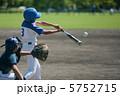 少年野球 少年 野球選手の写真 5752715