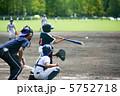少年野球 野球選手 選手の写真 5752718