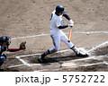 野球選手 選手 高校生の写真 5752722
