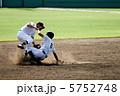 選手 野球選手 高校生の写真 5752748
