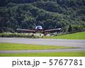 飛行機 航空機 乗り物の写真 5767781