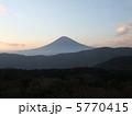夕焼け富士 5770415
