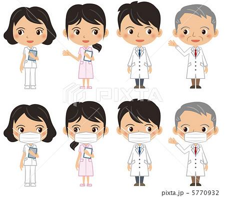 医者や看護師 5770932