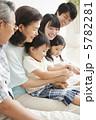 ファミリー 家族 日本人の写真 5782281