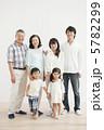 ファミリー 家族 日本人の写真 5782299