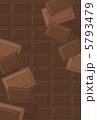 チョコレート 5793479