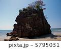 稲佐の浜 出雲大社 砂浜の写真 5795031