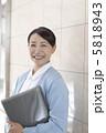 看護婦ポートレート 5818943
