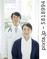 医師と看護婦 5818994