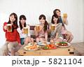 パーティ 飲み会 女子会の写真 5821104