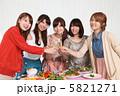 ホームパーティ 飲み会 女子会の写真 5821271