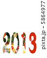 2013年 5864977