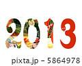 2013年 5864978