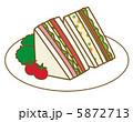サンドイッチ 5872713