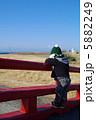 幼児 子供 人物の写真 5882249