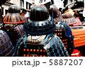 侍 兜 武士の写真 5887207