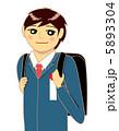 小学生 男の子 5893304