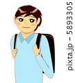 小学生 男の子 5893305