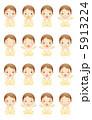 赤子 乳児 乳幼児のイラスト 5913224
