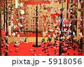 雛飾り 雛祭り 雛まつりの写真 5918056
