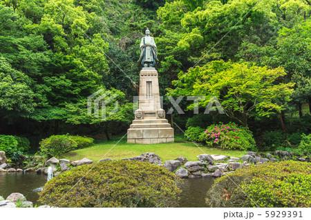 島津久光公の像 5929391