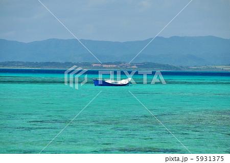 沖縄 竹富島の風景写真 5931375