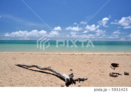 沖縄 石垣島 明石ビーチの風景写真 5931423