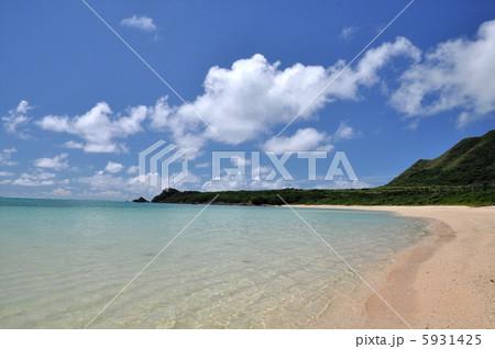 沖縄 石垣島 明石ビーチの風景写真 5931425