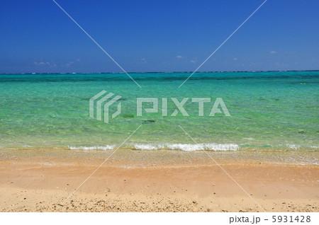 沖縄 石垣島 明石ビーチの風景写真 5931428