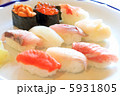 寿し にぎり 寿司の写真 5931805