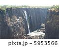 ヴィクトリアの滝 ビクトリアの滝 滝の写真 5953566