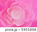 ローズ 花 薔薇のイラスト 5955898