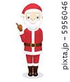 クリスマスイブ サンタさん クリスマスのイラスト 5956046