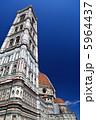 Giotto's campanile Santa Maria Del Fiore. Florence 5964437