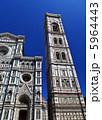 Giotto's campanile Santa Maria Del Fiore. Florence 5964443