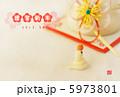 年賀素材 年賀状素材 2013の写真 5973801