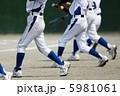 選手 人物 野球の写真 5981061