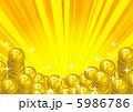 金貨 ポイントコイン コインのイラスト 5986786
